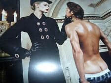 DSQUARED2 Catalog MODELS Julia Stegner Matt Benstead Eugen Bauder BOOK FASHION