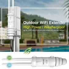Wireless Access Point Bridge WIFI Outdoor Signal Booster Extender Range POE CPE