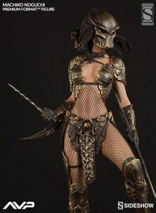 Sideshow EXCLUSIVE Predator Vs Alien MACHIKO NOGUCHI Figure Statue Prime One
