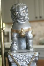 Foo Dog Table Lamp (Set of 2)