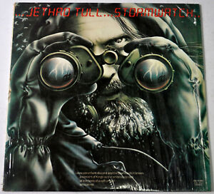 Philippines JETHRO TULL Stormwatch LP Record