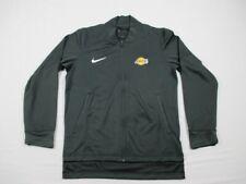 Los Angeles Lakers Nike Jacket Men's Gray Dri-Fit New Multiple Sizes