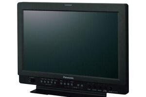 "Panasonic BT-LH2600WP 26"" LCD Monitor w/ Custom Pelican 1660 Case, Wheels, etc."