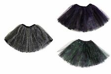 3 layers Halloween  Ladies Girls Tutu Skirt Fancy Skirts Dress Up Hen Party