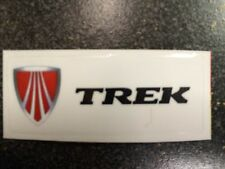 "TREK RACING TEAM, trekbikes, Racing Sticker, 2-1/8"" x 7/8"""