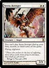 SERRA AVENGER Time Spiral MTG White Creature — Angel RARE