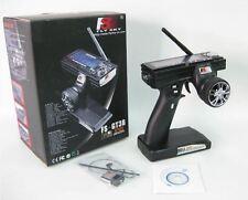 Fly Sky FS-GT3B 2.4GHz 3CH AFHDS Car / Truck Transmitter / Radio w/ GR3E RX