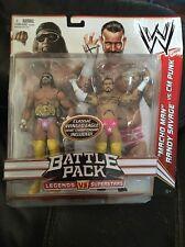 WWE Macho Man & CM Punk Battle Pack MIB
