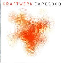 KRAFTWERK Expo 2000 ELEKTRIC MUSIC Esperanto KARL BARTOS OMD ANDY MCCLUSKEY 2xCD