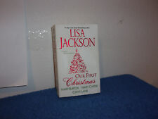 Our First Christmas by Mary Burton, Mary Carter and Lisa Jackson (2016, Paperbac