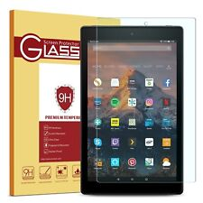 For Amazon Fire HD 10 Tempered Glass Screen Protector 9th Gen (2019) Tablet