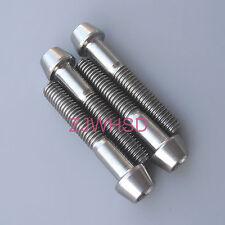 4pcs M6 x 35 mm Titanium Ti Screw Bolt Allen Hex Taper Socket Cap Head
