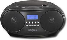 Insignia- Insignia Cd Boombox (Ns-B4111-C) - Black