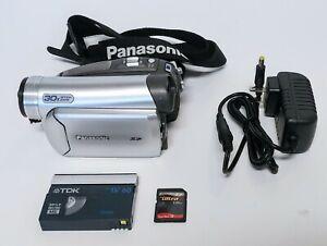 Panasonic PV-GS36 Mini DV Digital Video Camcorder