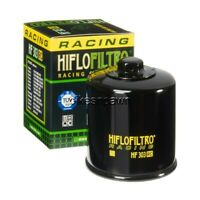 New HiFloFiltro HF303RC Black Racing Oil Filter for Polaris Yamaha HiFlo