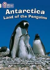 Antarctica: Land of the Penguins (Collins Big Cat)