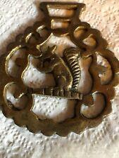 Squirrel vintage horse brass (5824)