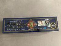 Donruss 1992 Edition Major League Baseball Collector Set Sealed 784 Cards