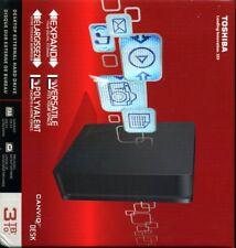 Toshiba Cavio 3 TB External usb 3.0 Hard Disk