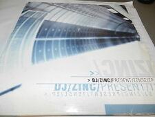 "DJ Zinc  – Present Tense EP 2002 12"" USED True playaz"