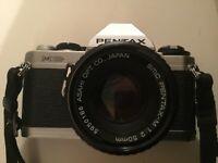Pentax 35mm SLR MG camera