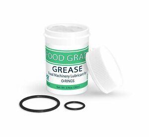Food Grade Silicone Grease Bean Cup Gaggia Delonghi SaecoAEG Jura Krups Bosch