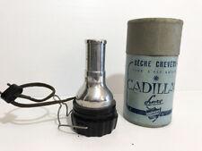 Très ancien  sèche cheveux Vintage CADILLAC  avec sa boite d'origine
