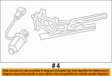 FORD OEM 13-16 F-350 Super Duty Rear Door-Window Regulator CC3Z2627001D
