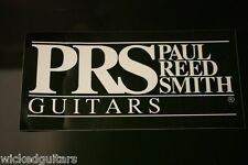 PRS Paul Reed Smith Guitars Authentic Vinyl Sticker Decal for Gifts, Cases