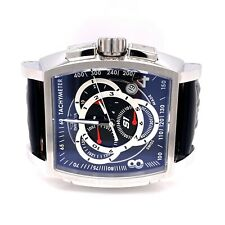 Invicta 15790 S1 Rally Chronograph 48MM 100M Tachymeter Black Men's Watch! 28
