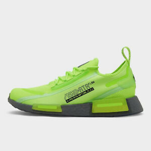 Adidas NMD R1 Spectoo Men's Athletic Running Shoe Boost Sneaker Neon Trainers