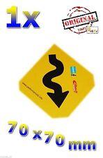 Orig. BILSTEIN / EIBACH Nürburgring Edition - Motorsport Aufkleber Decal Sticker