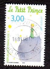 TIMBRE 1998 LE PETIT PRINCE OBLITÉRÉ CACHET ROND