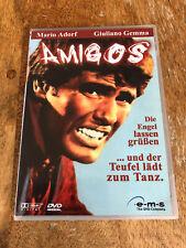 Amigos - Die Engel lassen grüssen [DVD] e-m-s, Italo Western, Mario Adorf,Top SZ