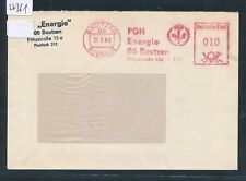 27361) DDR AFS BAUTZEN PGH Energie... 1982