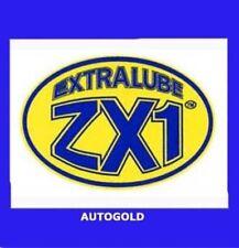 4 LITRI ZX1 Additivo Olio Auto MOTORE CAMBIO STERZO diesel benzina Moto 2T 4T