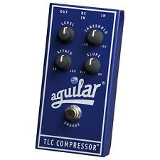 Aguilar TLC Compressor Guitar Bass Effects Pedal NEW & FREE SHIPPING!