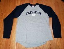 U2 2001 Official Elevation Tour Raglan Baseball Shirt Xl Mint Unworn Unwashed