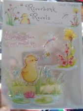 Riverbank Revels by Helz Coppleditch Clear Stamps