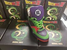 Dragon Ball Z Piccolo Inspired Handmade Limited Edition Size 9 Shoes