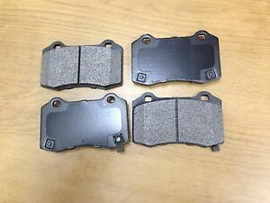 CHRYSLER 300C 3.0 3.5 5.7  6.1 REAR DISC BRAKE PAD PADS TO FIT BREMBO CALIPERS