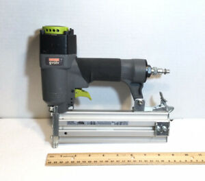 "Craftsman Evolv 2"" Pneumatic Brad Nailer Model No. 6G28/F50 Nail Gun Good Shape"