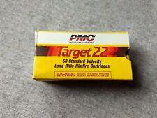 "Vintage Pmc Predator 22 Long Rifle Rimfire Shell Box (Empty Box) """