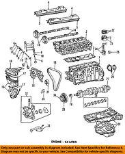 TOYOTA OEM-Engine Oil Pump 1510046091