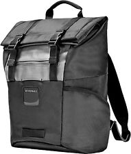 Everki ContemPRO Roll Top Schwarz Laptop-Rucksack für Geräte bis 15,6 zoll
