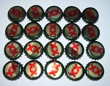 DOS EQUIS BEER Bottle Caps Lot of 100 XX MEXICO Mexican Beer