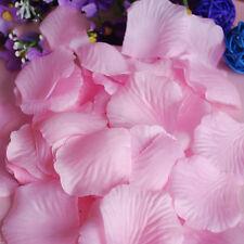 100, 500Rosenblätter Blütenblätter Hochzeit Streudeko Rosenblüten Party14 Farbe