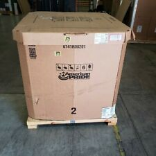 Goodman GSX140481 4 Ton  Air Conditioner scratch and dent sale.