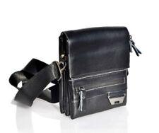 Herren-Taschen aus Leder mit verstellbaren Band-Crossbag