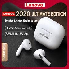 Lenovo LP40 TWS Bluetooth Fone De Ouvido Sem Fio Sport 5.0 fones de ouvido Hifi Estéreo Bass U